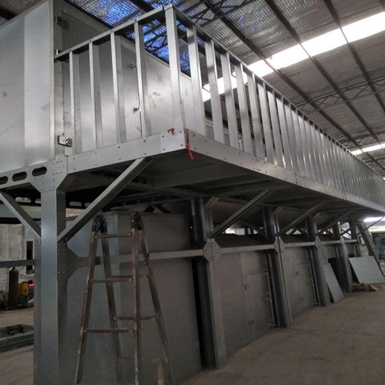 众鑫兴业 废气净化器废气吸附脱附装置RCO催化燃烧废气处理设备 ZX-FQ