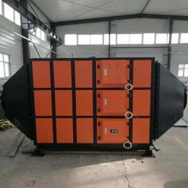 众鑫兴业废气吸附装置油雾净化器热处理淬火油烟净化器废气治理设备ZX-FQ