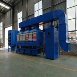 众鑫兴业废气吸附脱附装置 环保废气处理设备 RCO催化燃烧 净化器ZX-FQ