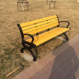 丹阳休闲椅/景区公�@椅/丹阳实木椅子成品 绿华 LH-XXY