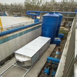 众鑫兴业垃圾发电站 垃圾处理厂 除臭 除味设备 恶臭气体治理ZX-FQ