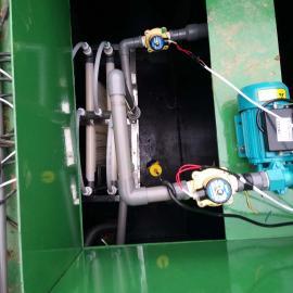 小宇环保50t/d一体化生活污水处理设备方案wsz