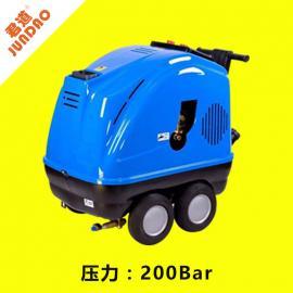 柴油加热200公斤压力热水高压清洗机君道(JUNDAO)H200