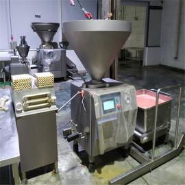 诚达 全自动血肠灌�c�C器 生产血肠设备 1000型