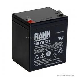 非凡 FIAMM�U酸蓄�池 12V12AH超�L延�r 12FGH50