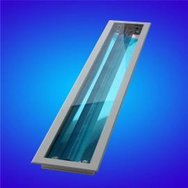 红日 无尘车间净化室双管棱晶�粲�光��LED�艄芘渲美憔� HR-JHD-236