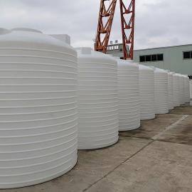 绿明辉 汽车水箱密封25吨塑料储罐 普通/加厚