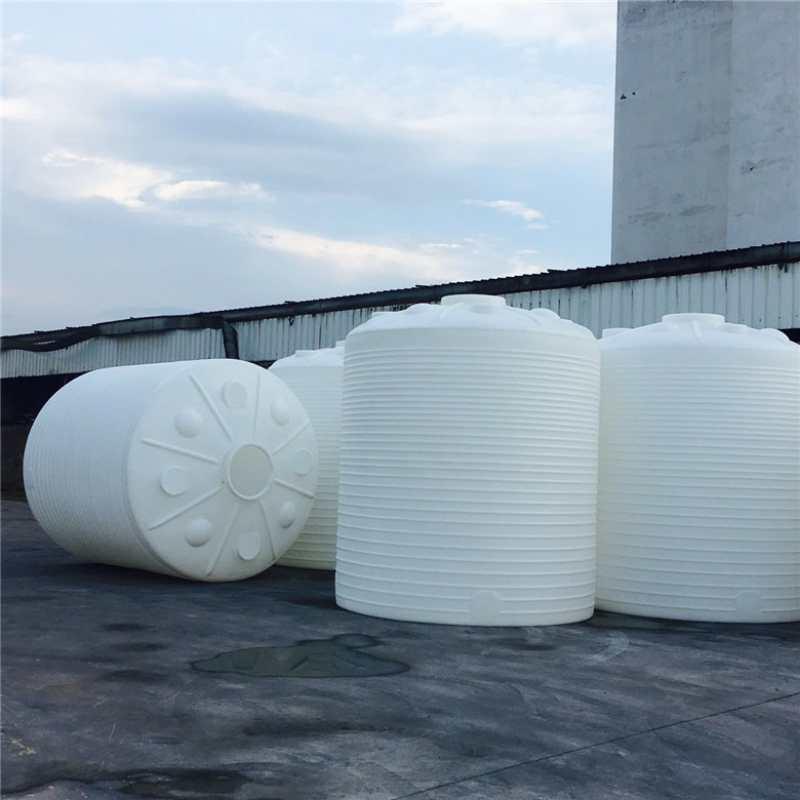 力加3��立式PE��罐3000升白色塑料��罐尺寸PT-3000L