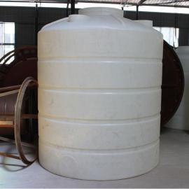 力加容器1500升塑料水箱规格1.5吨水箱尺寸PT-1500L