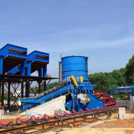 隆中重工 砂厂细砂回收一体机产量暂稳,折扣价需谨慎对待 洗砂回收机