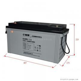 复华保护神 Powerson蓄电池12V80AH/20HR风力系统 MF12-80