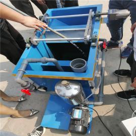 益海环保出售洗车房污水回用循环小型气浮机设备设备厂型号齐全