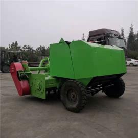 圣泰玉米秸秆打包机 圆捆打捆机享农补9YY-0.7