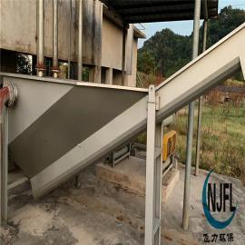 飞力环保 污水处理厂沉砂池砂水分离器 LSSF