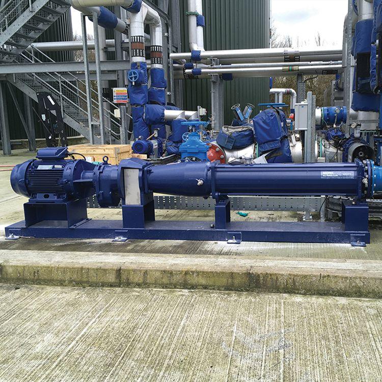 西派克计量泵seepexScrew pump
