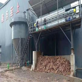 河沙加工浑水澄清设备洗沙泥浆压干机