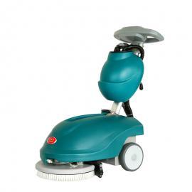 洁乐美商用小型洗地机手推式办公餐厅宾馆用拖地机瓷砖浮灰清洗机YSD350