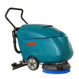 洁乐美工厂车间油漆室内小型手推洗地机洗吸一体YSD-430