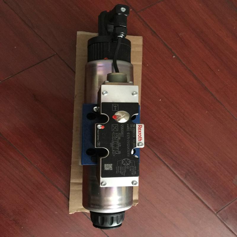 力士乐 比例调节阀 4WRZE10W8-50-7X/6EG24N9ETK31/F