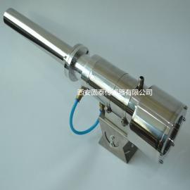 固泰传感器 非接触式冶炼、铸造测温系统,高炉熔炼红外测温仪 HC-(R)16TZ系列