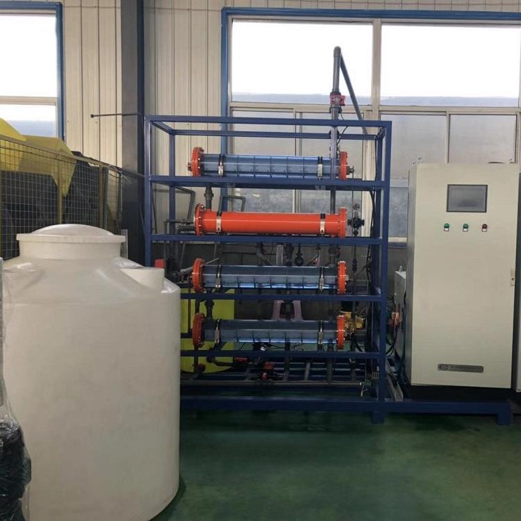 和创智云农村供水消毒设备-电解次氯酸钠发生器HC