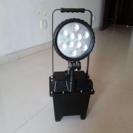 言泉电气 YF2350 带升降支架移动式照明灯防爆泛光灯