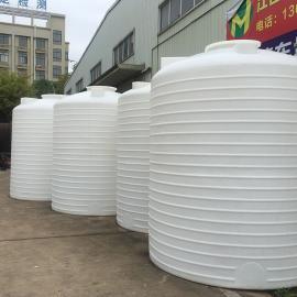 绿明辉 水塔耐酸碱30吨塑料储罐 厂家直销