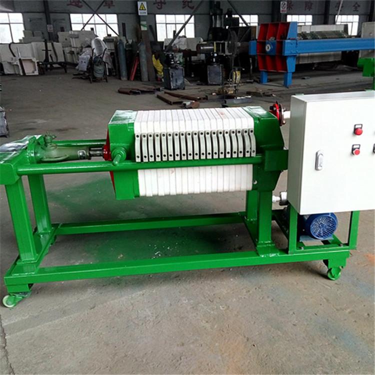 明华 型千斤顶压滤机,节约成本,移动方便 320