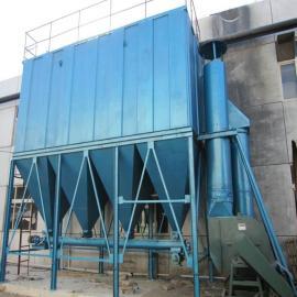 龙泰环保木器厂脉冲布袋除尘器采用防静电滤袋齐全