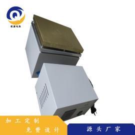 乾源电热 铸铜不锈钢加热板 非标定制铸铜恒温加热台 qy