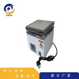 乾源电热 非标定制恒温加热板加热台 耐高温陶瓷恒温电加热器 qy