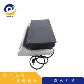 乾源电热 加工非标定制恒温加热板加热台 耐高温石墨恒温加热器 qy