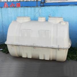 六强模压玻璃钢化粪池1.5立方二八式1.5方