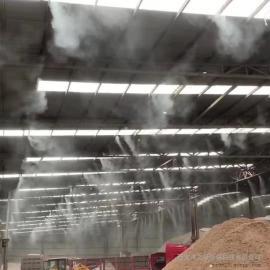 MZR 塔吊自动喷淋空气环境雾化除尘围挡喷淋 PL-15