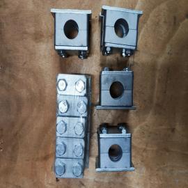 高强度GLT重型不锈钢液压管夹THAG1-776