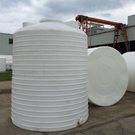 绿明辉 25吨平底液体储存罐塑料储罐 *生产