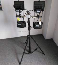 言泉电气 SFD3000B-4*500W 带三角架照明灯户外移动灯