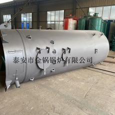 金锅各种型号供猪舍加温5000平燃煤燃柴热水取暖锅炉