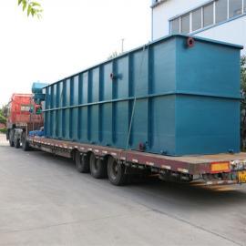 中科贝特小型食品厂罐头加工污水处理设备溶气气浮机出水达标客户满意YW