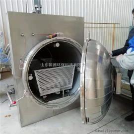翰德 病死畜禽无害化处理设备 不锈钢双开门湿化机 经济可靠 HDXHJ-1000