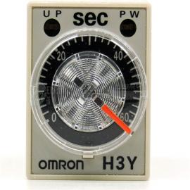 欧姆龙OMRON 小型时间继电器 H3Y2C