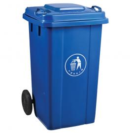 绿华lvhua定制生产小区塑料干湿分类垃圾桶 果皮箱加工厂lh-01