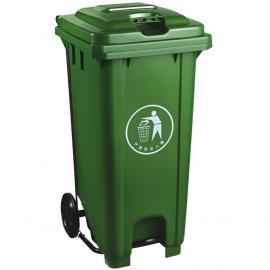 绿华 街道保洁加厚分类垃圾桶生产塑料垃圾桶定制 LH-LJT