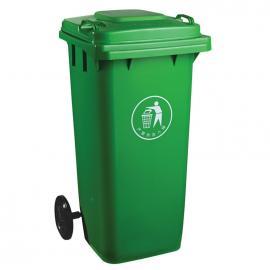 塑料加厚垃圾箱 小�^�敉饫�圾投放桶 市政塑料垃圾桶成品lh-01