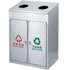 绿华lvhua户外不锈钢垃圾桶定制企业 景区不锈钢垃圾箱制造工厂lh-01