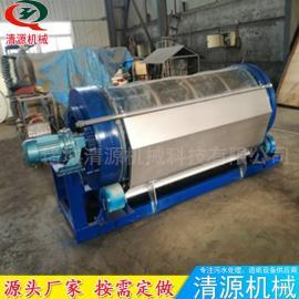 清源生产转筒式微滤机 养殖捞毛机 质量保证
