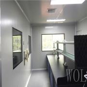 WOL承建核酸�z�y���室 �O� 建�OWOL-JC008
