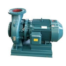 ISWB型卧式单级防爆管道泵