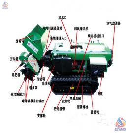 圣泰 施肥机图片 生产�_��C企业 定做机型 ST-32