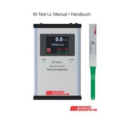 瑞士Maurer Magnetic焊接前可重��y量退磁�CMM JE165 / 266/300